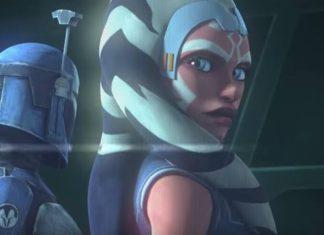 ahsoka donna in the clone wars