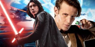 combattimento matt smith in star wars episodio ix