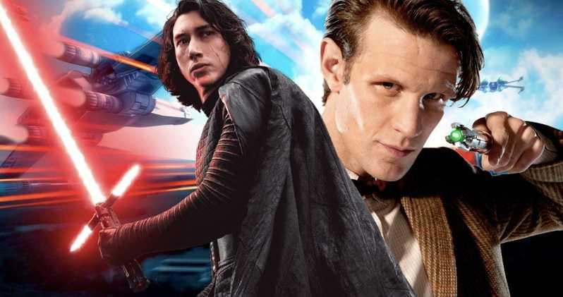 matt smith in star wars episodio ix