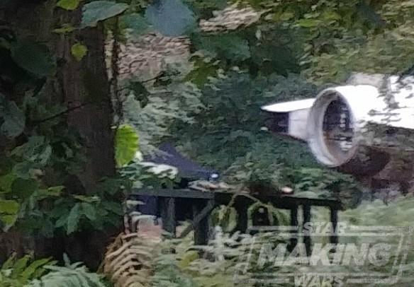 millennium falcon in star wars episodio ix