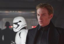 domhnall gleeson in star wars episodio ix