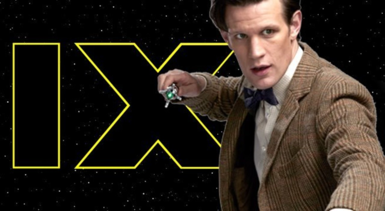 matt smith in star wars episodio ix