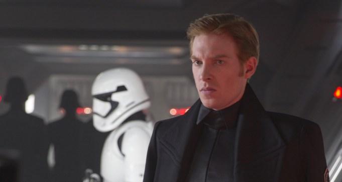 domhnall gleeson in star wars episodio ix