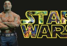 dave bautista rifiutato per star wars