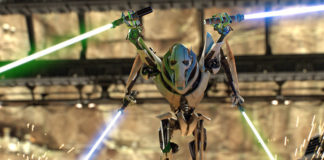 generale grievous in star wars battlefront II