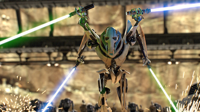 generale grievous in star wars battlefront II