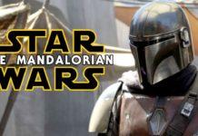 disney+ furto sul set di star wars the mandalorian