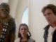carrie fisher e harrison ford ubriachi in star wars episodio V