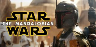 the mandalorian titolo serie live action di star wars