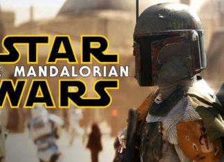 the mandalorian titolo serie live action di star wars