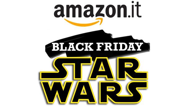 5 imperdibili offerte di Star Wars per il Black Friday!