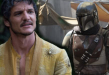 pedro pascal nella serie live action di star wars the mandalorian