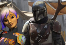 sabine wren in the mandalorian star wars