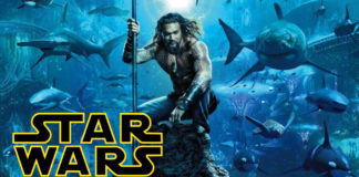aquaman e star wars riferimenti