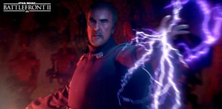 il conte dooku in star wars battlefront II