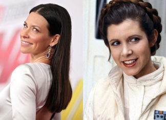 evangeline lilly voleva essere leia in star wars episodio vii