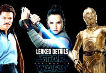 rumors su rey lando e c3po in star wars episodio ix