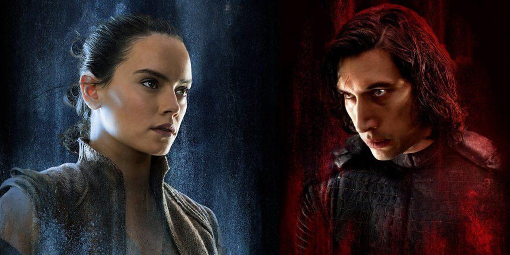 trilogia sequel combattimento rey e kylo ren equilibrio in star wars episodio ix