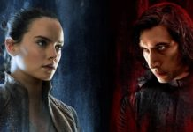 rey e kylo ren equilibrio in star wars episodio ix