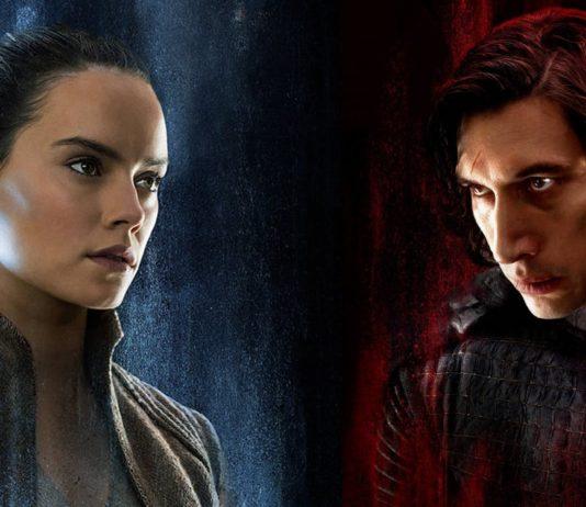 rey e kylo ren equilibrio in star wars episodio ix