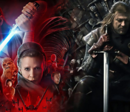 Riferimenti della serie TV Game of Thrones in Star Wars