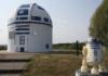 osservatorio astronomico r2-d2 di star wars