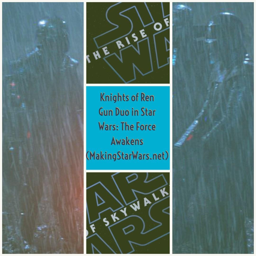cavalieri di ren in star wars the rise of skywalker
