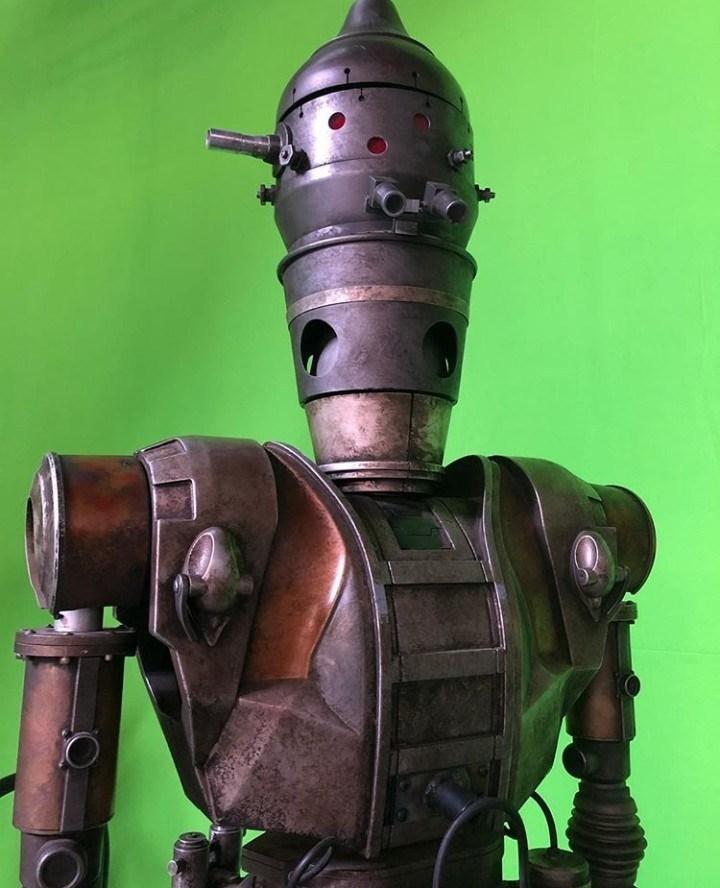 In The Mandalorian comparirà IG-88, è stato confermato dallo showrunner Jon Favreau