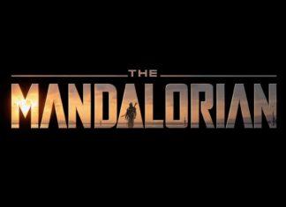 Il logo ufficiale di The Mandalorian, la nuova serie di Star Wars