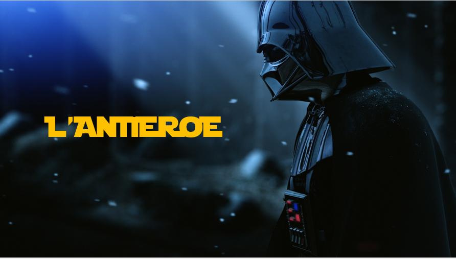 star wars antieroe fantascienza darth vader