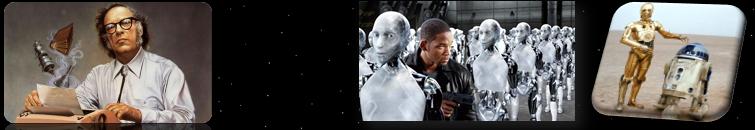 star wars fantascienza isaac asimov io, robot c-3po r2d2