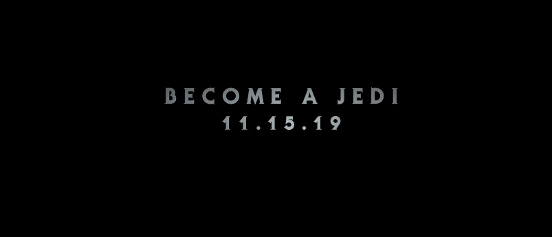star wars jedi: fallen order teaser trailer become a jedi data