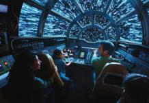 star wars galaxy's edge parchi a tema