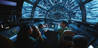 star wars galaxy's edge parchi a tema