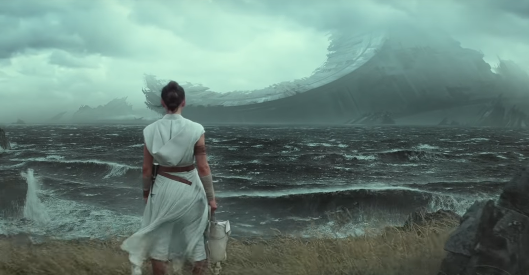 analisi del trailer di episodio ix the rise of skywalker