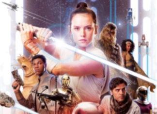 poster leaked c3po star wars episodio ix