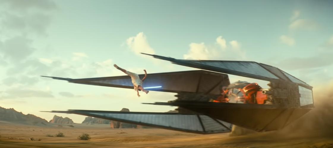 analisi del trailer di star wars episodio ix