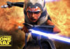 the rise of skywalker La prima immagine ufficiale dal nuovo trailer di The Clone Wars