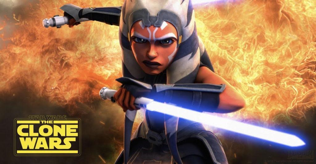 the rise of skywalker La prima immagine ufficiale dal nuovo trailer di The Clone Wars