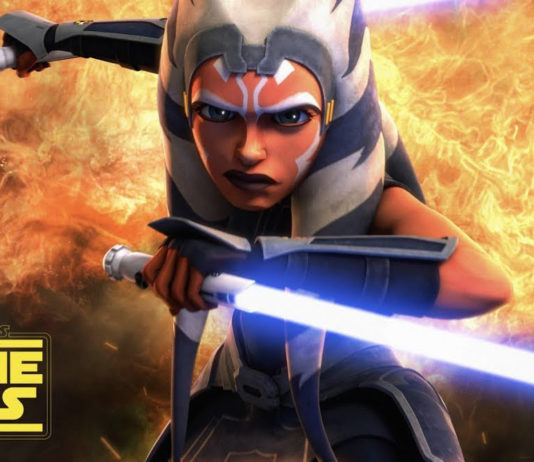La prima immagine ufficiale dal nuovo trailer di The Clone Wars