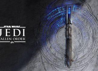 logo di star wars jedi: fallen order