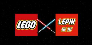 lego vs lepin battaglia finale duello spade laser