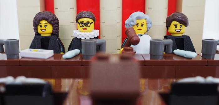 lego vs lepin cause legali tribunale corte