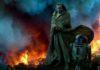 luke skywalker foto dietro le quinte episodio ix