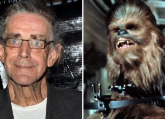 morto peter mayhew, chewbacca di star wars