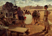 riprese in giordania di star wars su uno dei nuovi pianeti