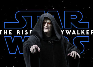palpatine in the rise of skywalker star wars