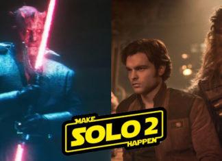 sequel di solo a star wars story