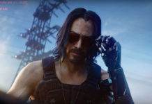 keanu reeves in cyberpunk 2077