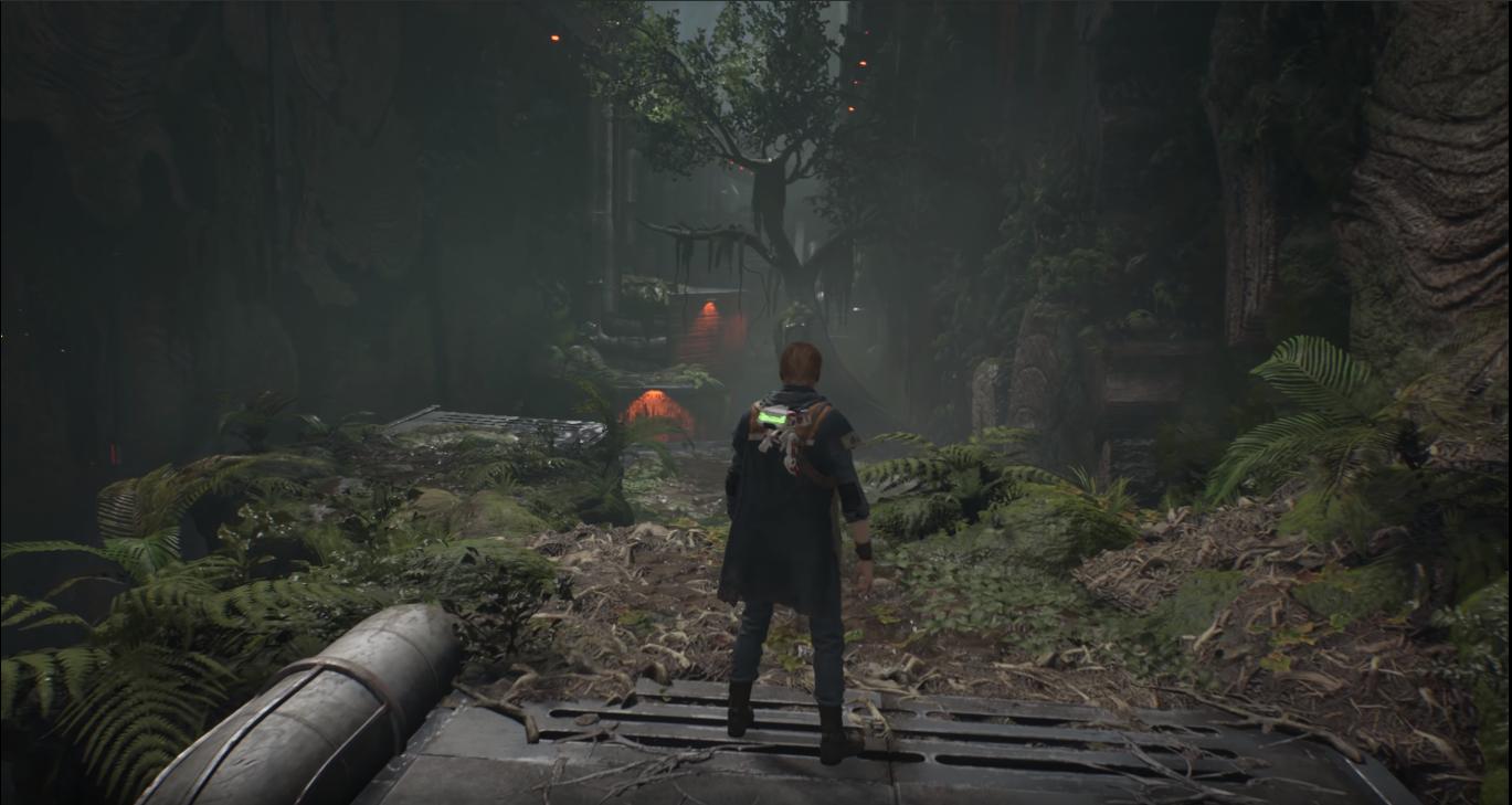 cal kestis kashyyyk ambientazione jedi: fallen order gameplay